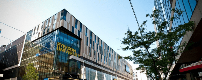 Ryerson School of Interior Design