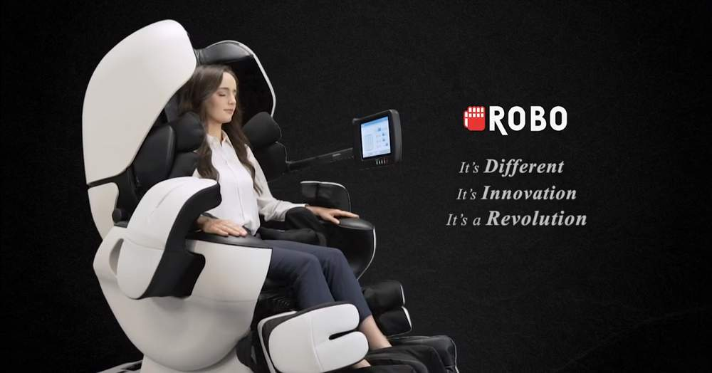 Family Inada Therapina Robo Massage Chair